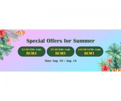Can't Miss! Grasp Chance to Enjoy RSorder Summer Special $10 Off Cheap Runescape 2007 Gold