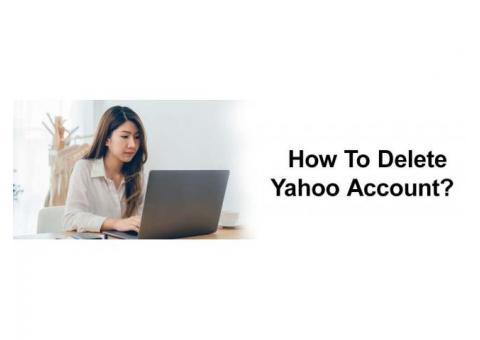How to Delete Yahoo Account for all time?