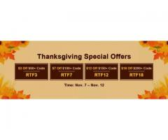 Last Day! Hurry to Gain Thanksgiving $18 Coupons for OSRS Gold for Sale on RSorder