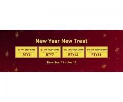 RSorder New Year Treat: Up to $18 Coupons for RS07 Gold to Obtain with Ease