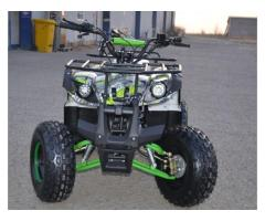 ATV Model:Grizzly Graffit  NOU! Motor Fiabil 125cc (Roti 8 inch)